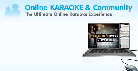 Online Karaoke & Community, the Ultimate Online Karaoke Experience