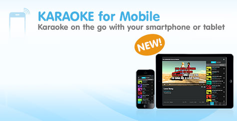 Karaoke for Mobile, Karaoke on the go