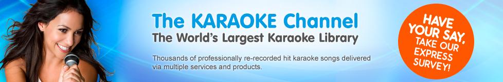 The KARAOKE Channel - The Ultimate Karaoke Experience!